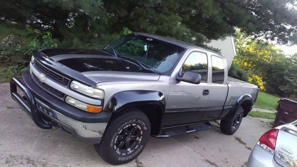 Chevy Silverado Manual transmission removal