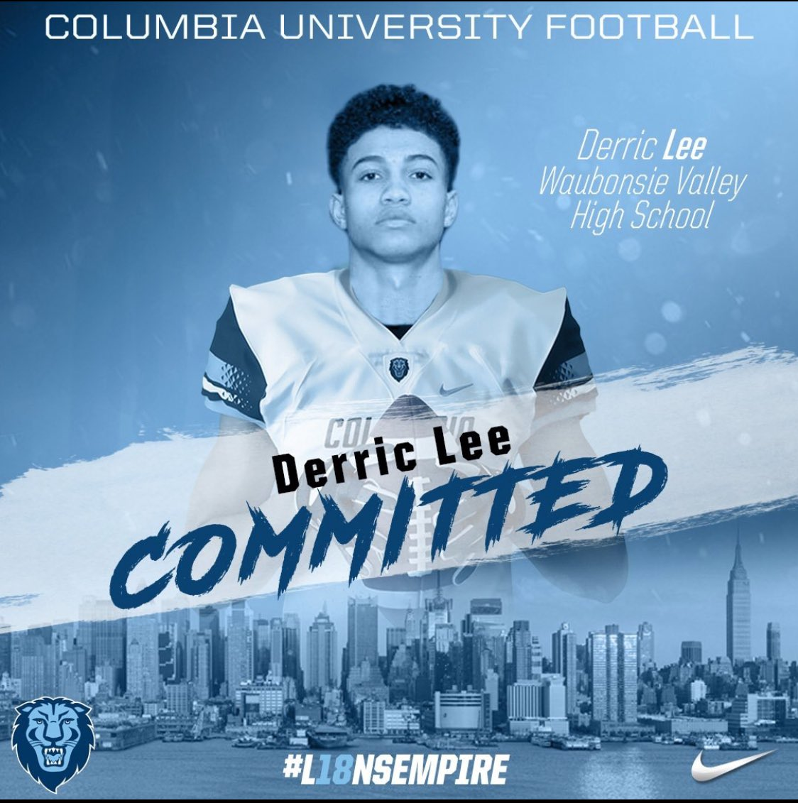 Committed‼️ #L18NEMPIRE https://t.co/drC...