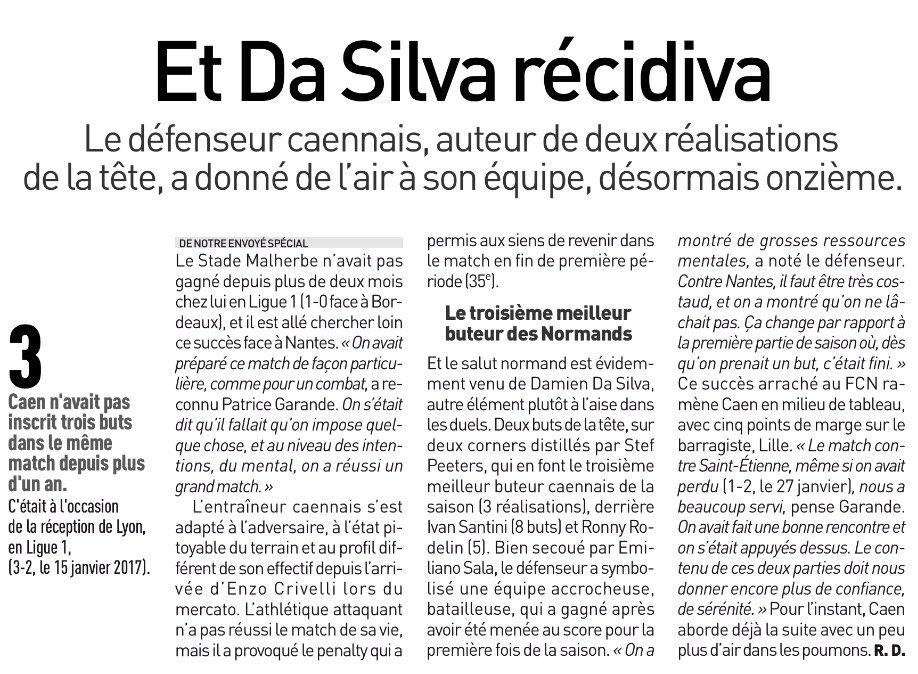 [24e journée de L1] SM Caen 3-2 FC Nantes - Page 2 DVOm4U0X4AAG2j8