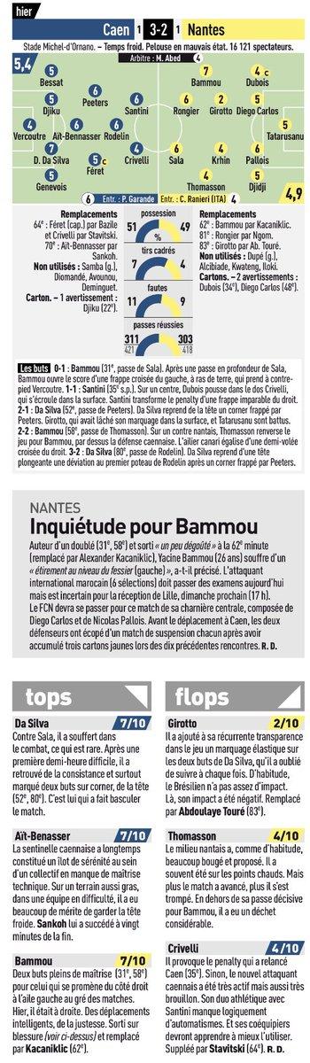 [24e journée de L1] SM Caen 3-2 FC Nantes - Page 2 DVOm4UoXkAItkPP