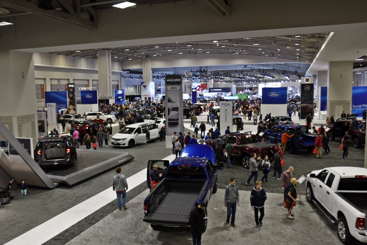 Washington Auto Show WashAutoShow Twitter - Washington dc car show coupons