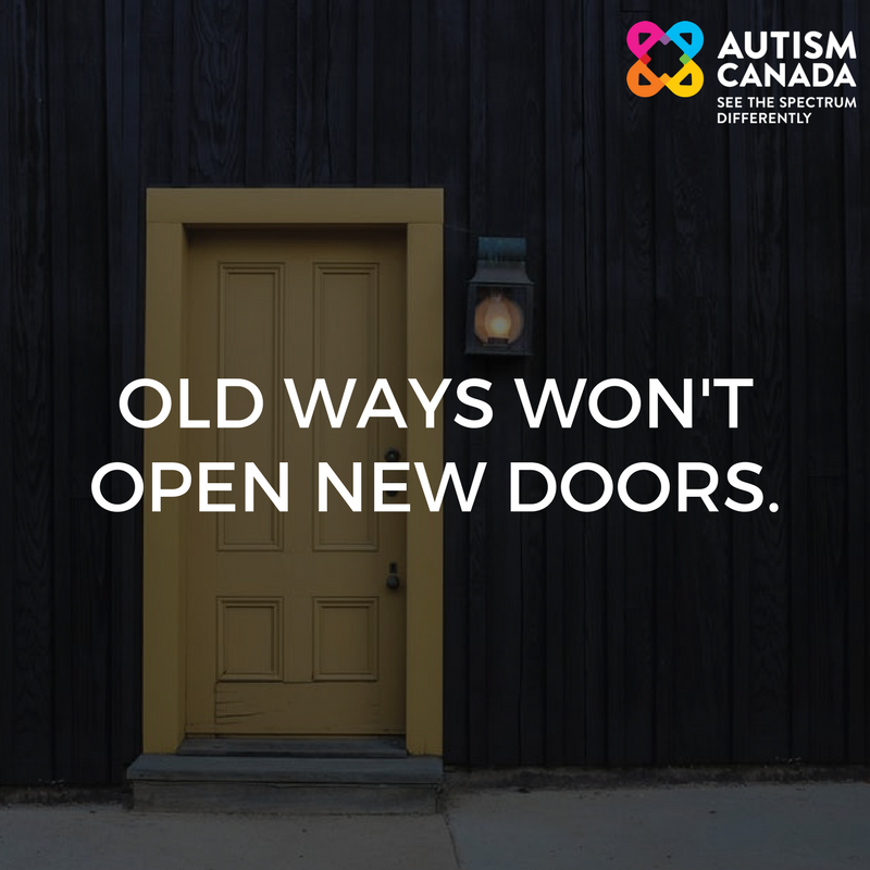 Autism Canada On Twitter This Quote Speaks To The Current State Of