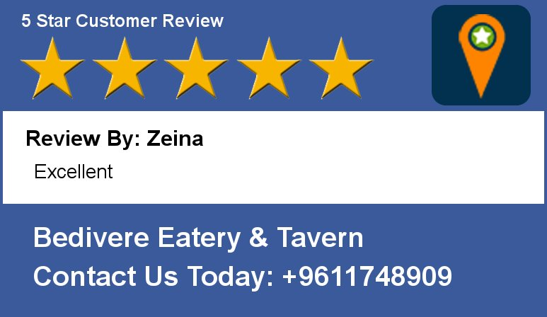 Review By: Zeina Excellent https://t.co/qLlXtLyBFS