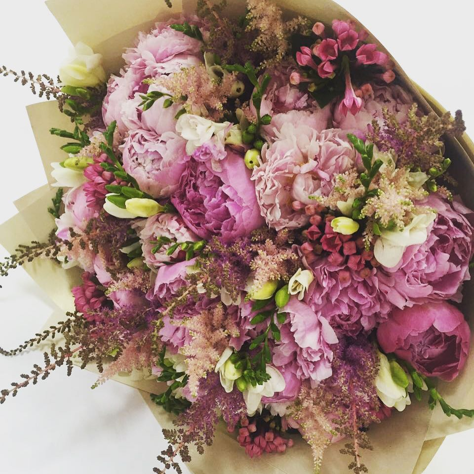 Uniflora on twitter celebrate the familys blessings with a bunch order flowers online at httpuniflora or call 800 uniflora for queries uniflora peonies pink blooms flowers bouquet dubai izmirmasajfo