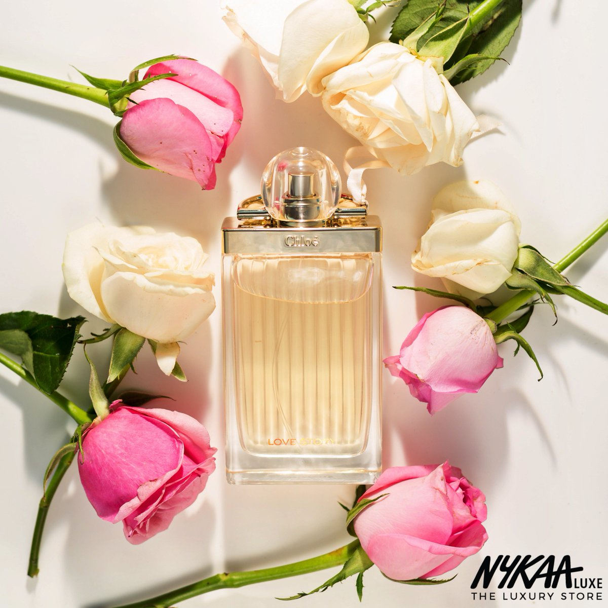 Nykaa on twitter were in favour for something dreamy this favour for something dreamy this valentines day shop here httpstmrogw8k60t chlo love story eau de parfum is beautiful floral fragrance that izmirmasajfo