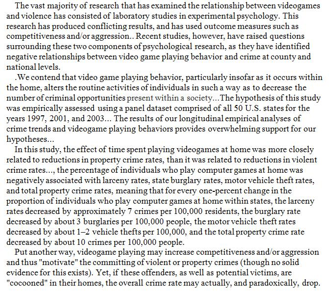 Jordan B Peterson Jordanbpeterson  Twitter Rates Of Video Game Playing Behavior In The Home Are Negatively Associated  With Both Violent And Property Crime