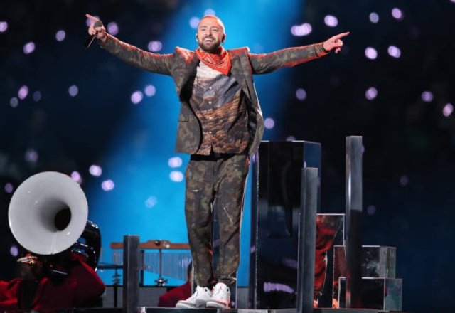 $2.86 million: Equivalent advertising time that Nike got from Justin Timberlake wearing his Jordan shoe during halftime, according to Eric Smallwood of Apex Marketing Group, a brand analytics company.