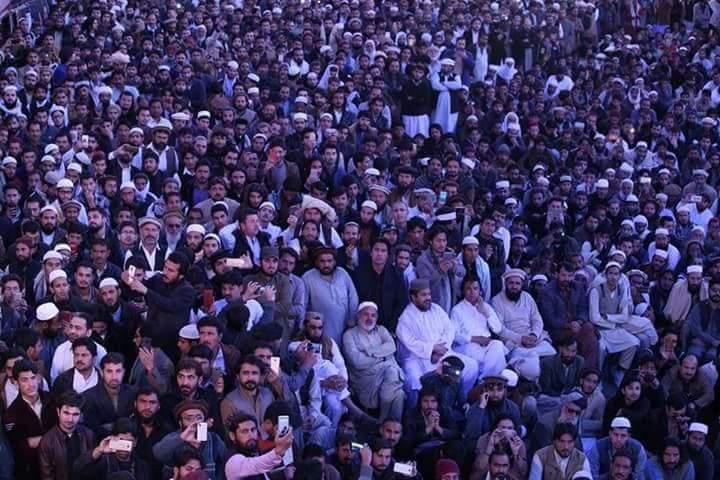 ولسمشر غني: نړۍ دې پاکستان کې د پراخو حرکتونو ملاتړ وکړي