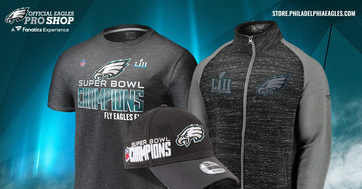 hot sale online 5407a b60fc Eagles Pro Shop on Twitter: