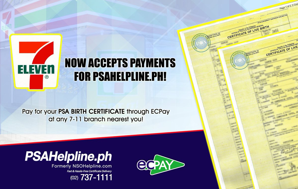 Pilipinas Teleserv On Twitter You Can Now Pay For Your Psa