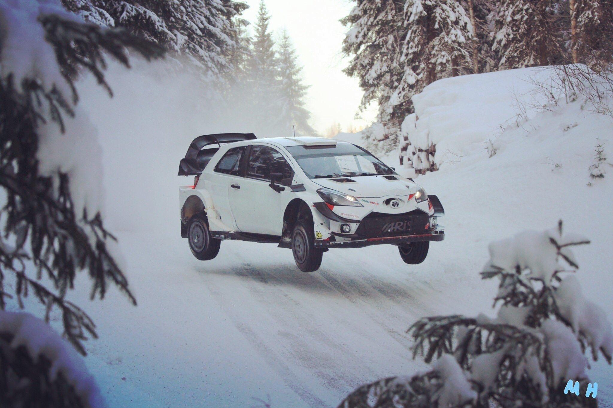 Rally de Suecia 2018 DVQ12A3W4AAvkK8