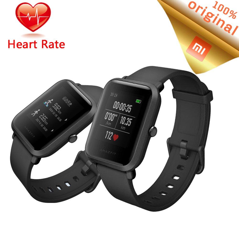 Thegiftscafecom On Twitter Original Xiaomi Huami Amazfit Bip Smartwatch Smart Watch English Version Youth Edition Pace Lite Heart Rate 45 Days Battery