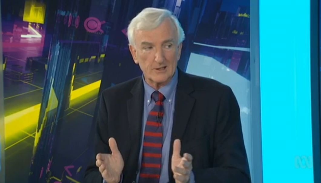 """The idea that if you cut taxes in Aus, everyone is going to start paying people more, is ridiculous. CFOs don't like increasing their costs. CFOs get bonuses for keeping costs down"" @MichaelPascoe01 #auspol #TheDrum"