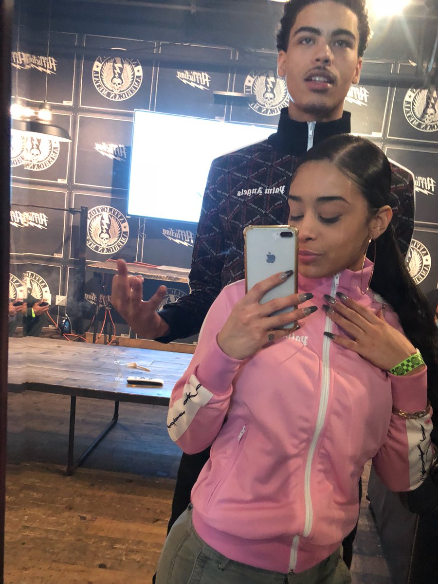 Jay Critch with hot, Girlfriend Sofia