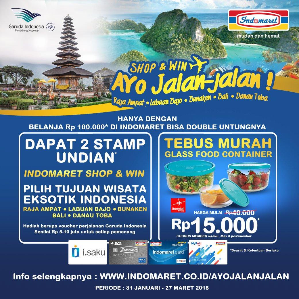Indomaret Lampung Bdl Twitter Voucher Rp 100000 0 Replies 2 Retweets Likes