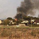 ヘリが墜落?佐賀県神埼市で起きた事故ニュース