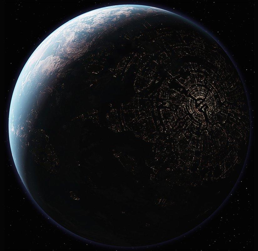 ホズニアン・プライム コア・ワールドのコレリアン・トレード・スパイン沿いに位置した都市惑星 スターキラー基地が完成した34ABY当時、輪番制の新共和国首都を勤めており元老院が置かれていた 超兵器スターキラー基地の攻撃で破壊され、星系で二つ目の恒星となる