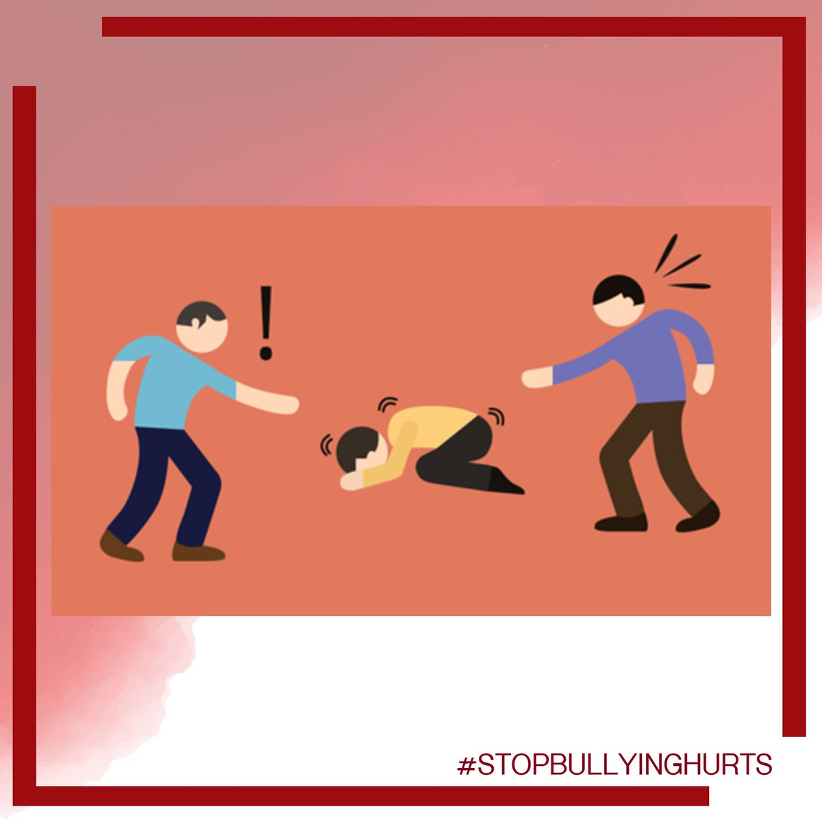 Stop Bullying Hurts Twitterren Anak Anak Yang Kegemukan Berisiko Lebih Besar Untuk Di Bully Remaja Gay Berisiko 3 Kali Lebih Besar Untuk Di Bully Dan Berkemungkinan 80 Lebih Kecil Untuk Mem Bully Anak Lain