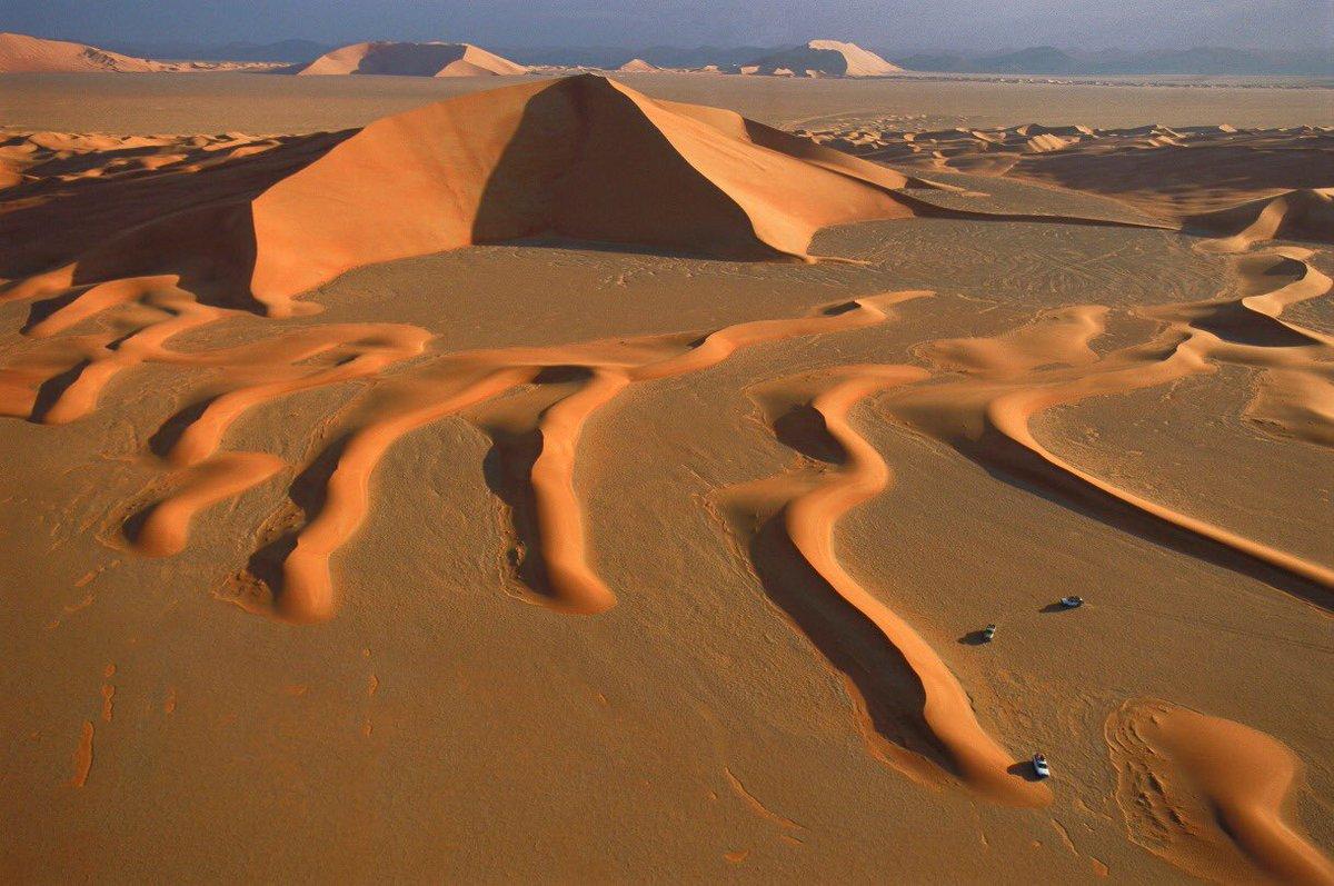 صحيفة التيلغراف البريطانية تُصنف صحراء #...