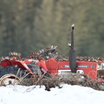 農作業が出来ねぇ! トラクターを占領していた驚きの生物がこちら!