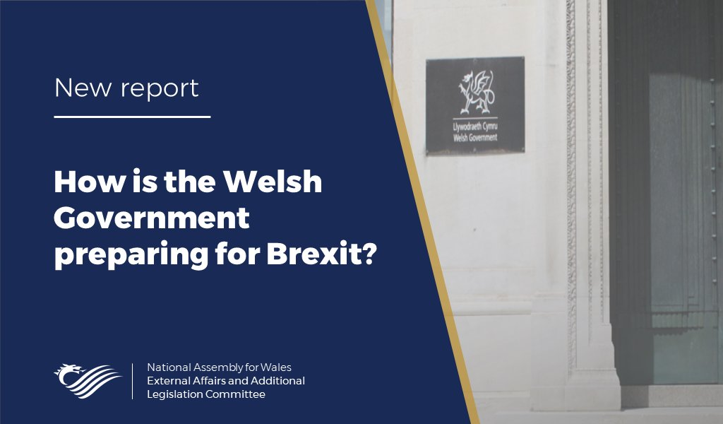 The Wales Academy would welcome the opportunity to engage with the @WelshGovernment in preparation for #Brexit.