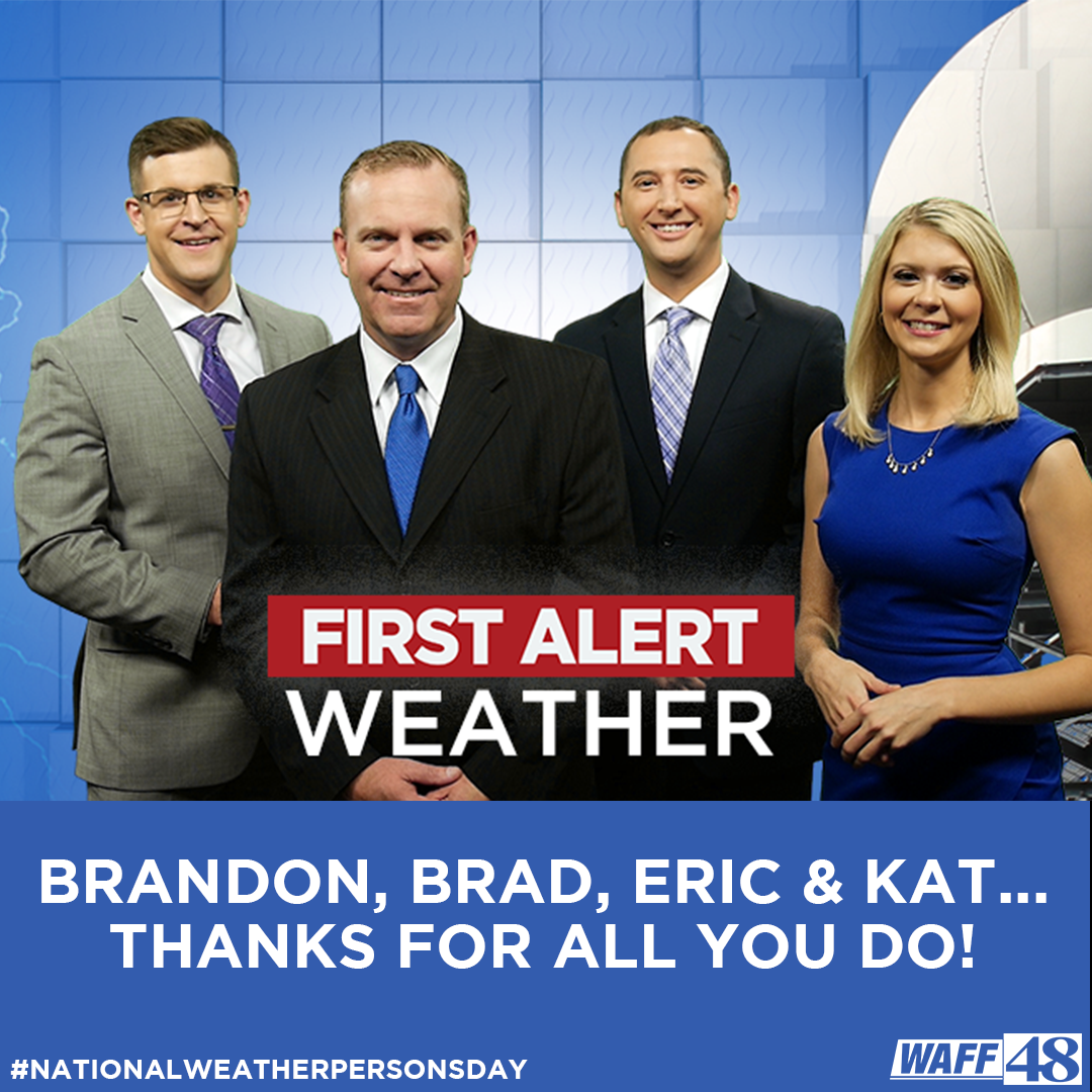 Top Five Waff 48 News Weather Team - Circus