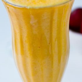 Citrus Banana Smoothie