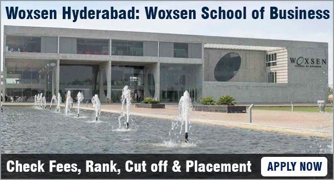 #WoxsenHydrabad, is a pioneering #BSchool in #India, offers one / two year full time #MBA and post graduate program in Entrepreneur Development, #PGPED.  Get update for #Admission @ https://goo.gl/CsHmZG