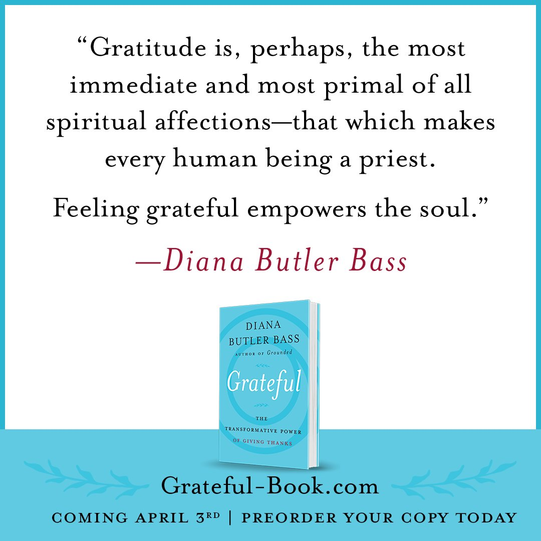 Image result for grateful diana butler bass quotes