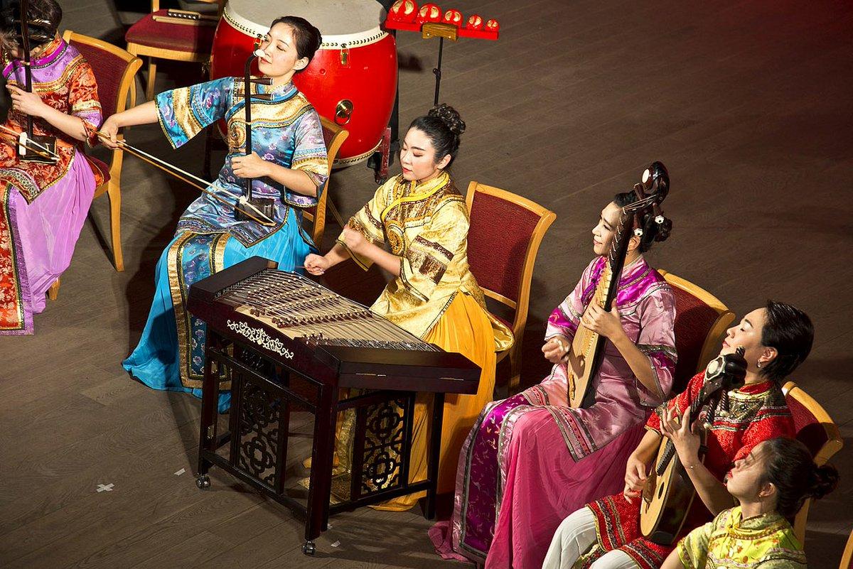 культура китая картинки ополчения
