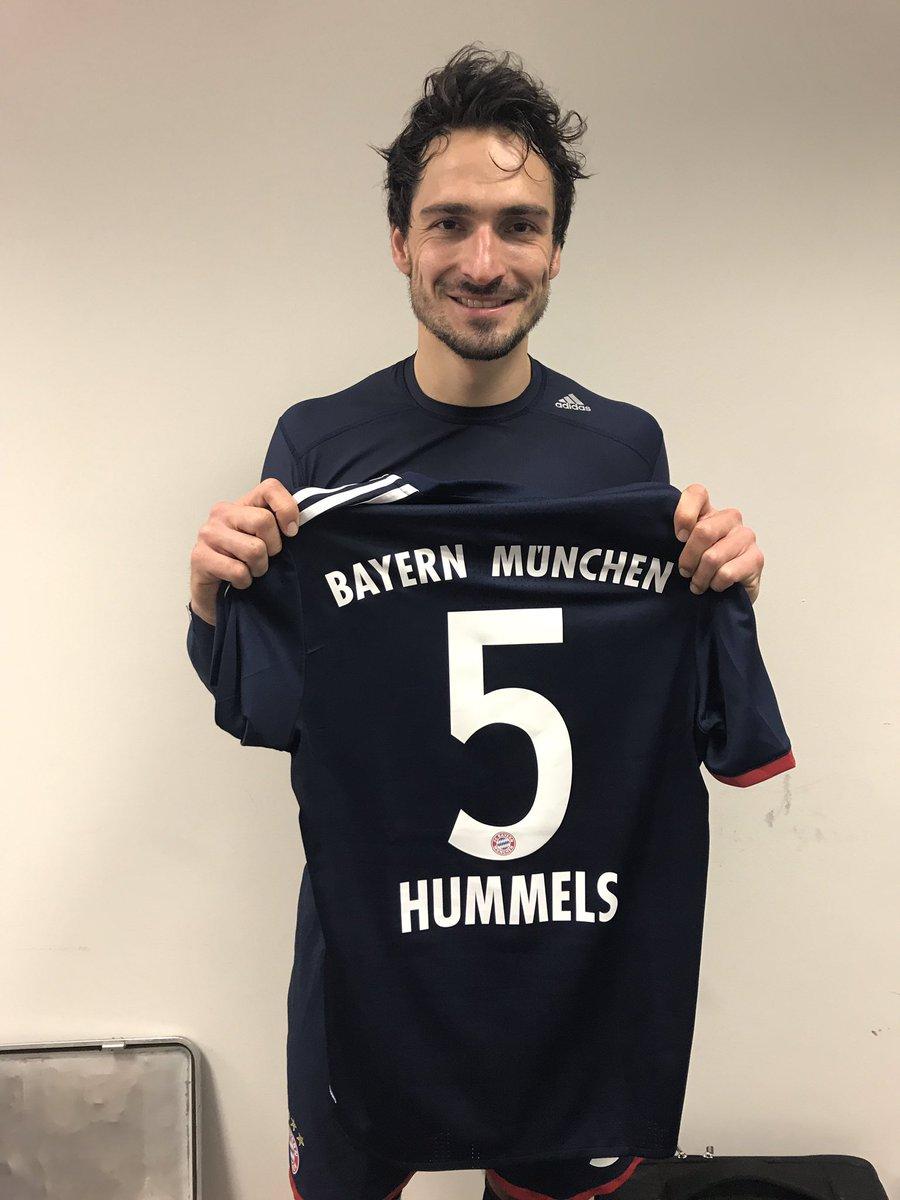 sale retailer a3252 e8977 Mats Hummels on Twitter: