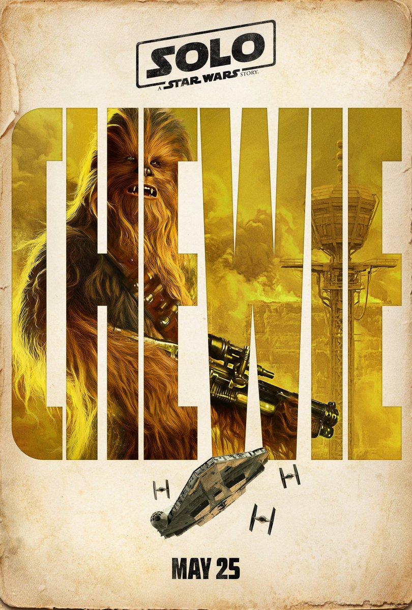 Trailer de Han Solo: Una historia de Star Wars DVRvY84W4AANtKt