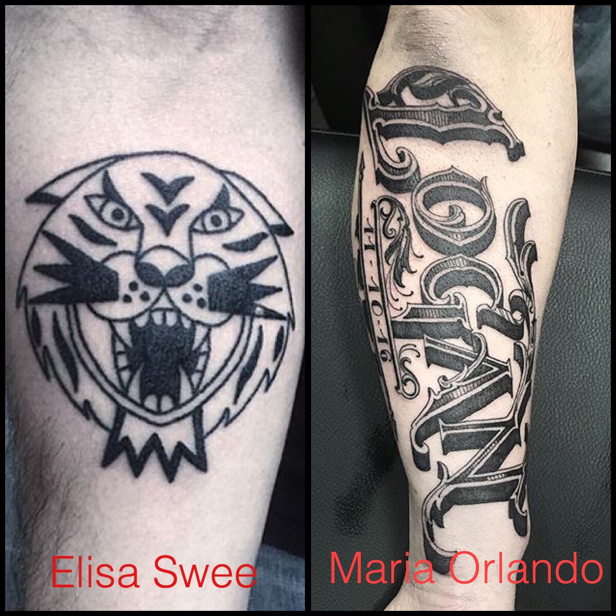 ba1ed7350a6db PMP Tattoo Guest 17 Marzo @maria_orlando @elisa__swee #tattoos #tattooink # ink #tattooboys #love #lovetattoo #tattoolove #tattooed #cool #amezing  #special ...