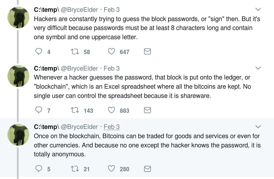 Doctorow bitcoins trade bitcoins for dogecoins