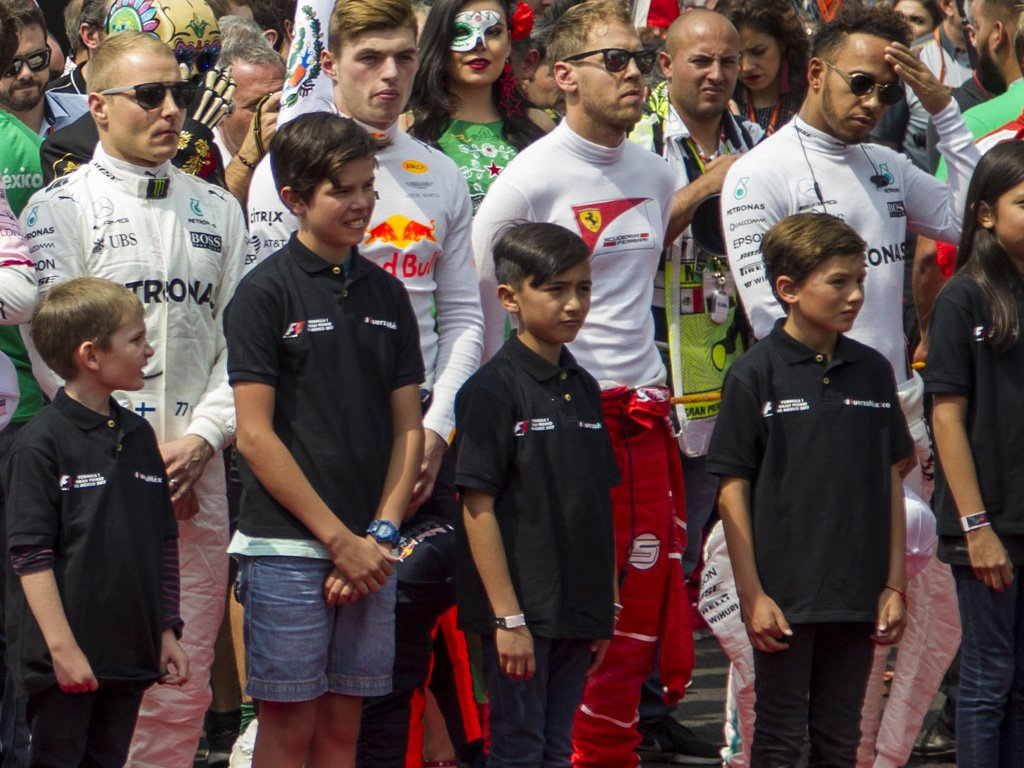 Grid Kids to replace Grid Girls
