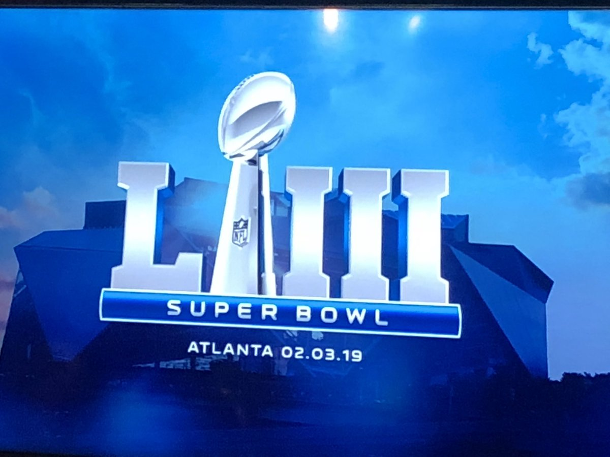 d orlando ledbetter on twitter super bowl 53 logo. Black Bedroom Furniture Sets. Home Design Ideas