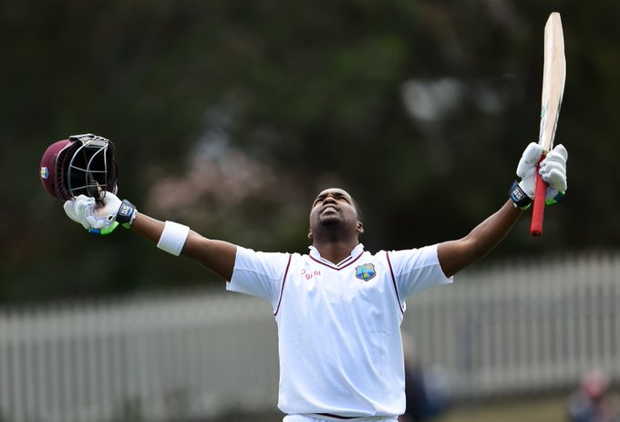He has scored 3,400 Test runs at an average of 40. His highest Test score is 218!  Happy Birthday Darren Bravo!