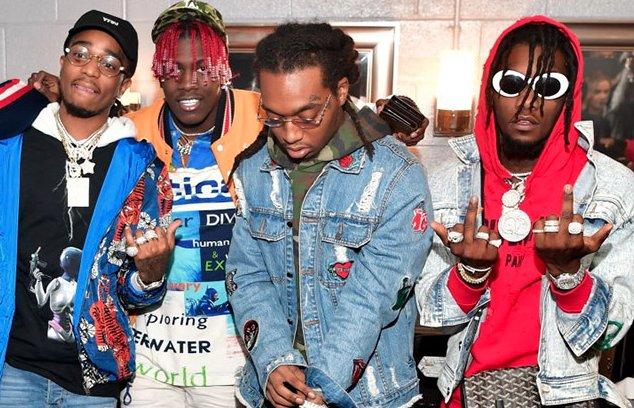 Glacier Boyz Gemeinsames Album Von Den Migos Gucci Mane Und Lil