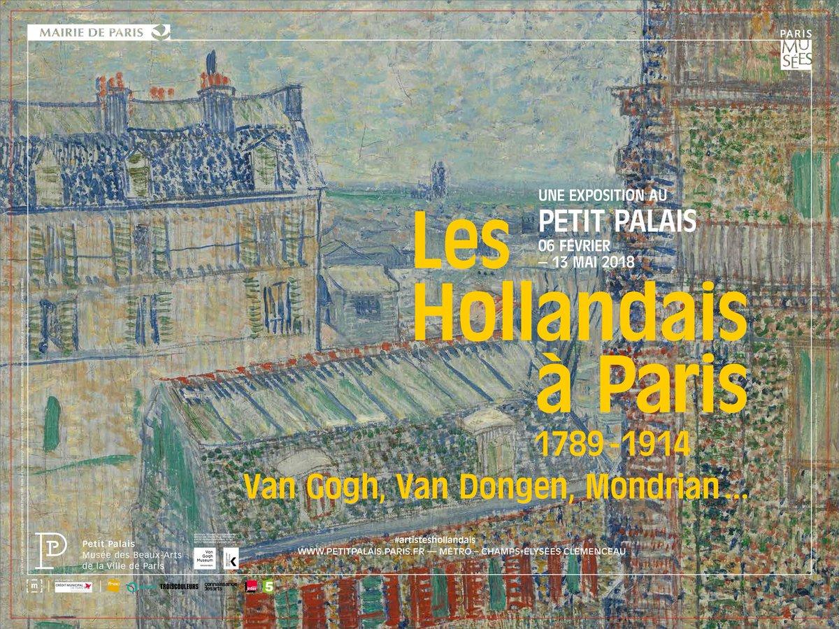 Van gogh museum vangoghmuseum twitter for Expo paris mars