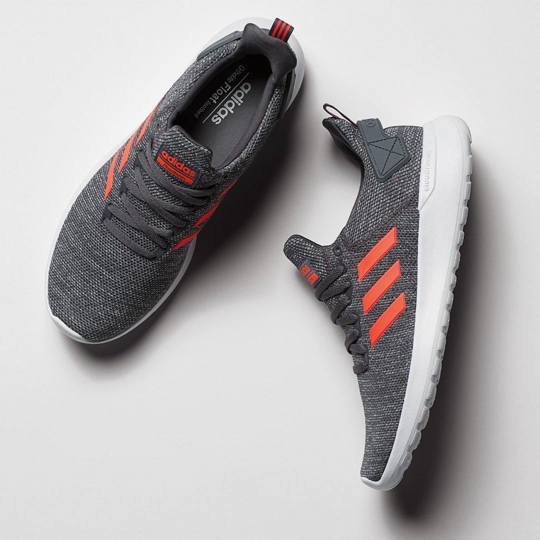 style. #adidas #Cloudfoam #LiteRacer