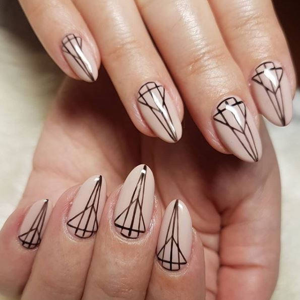 Artistic Nail Design On Twitter Let Your Mani Dreams Take Flight