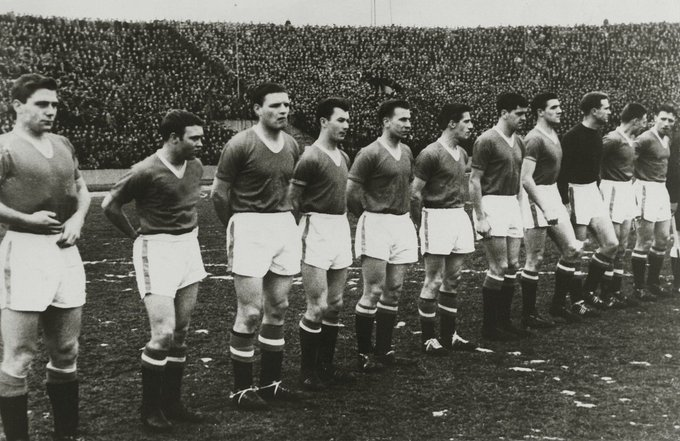 """Histoire : découvrez pourquoi il ne faut pas appeler Manchester United """"Man U"""""""