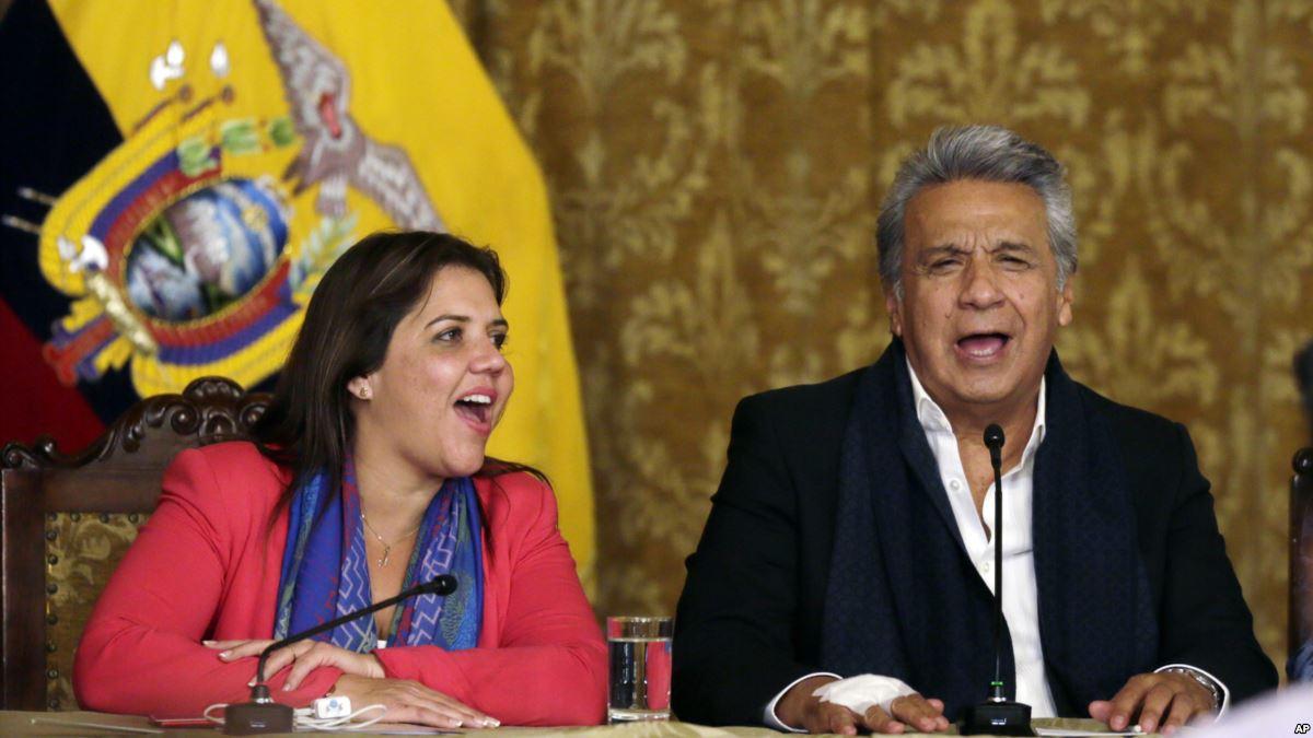 Triunfo en referéndum en Ecuador fortale...