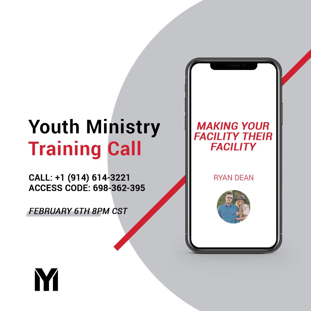 Young adult ministry training