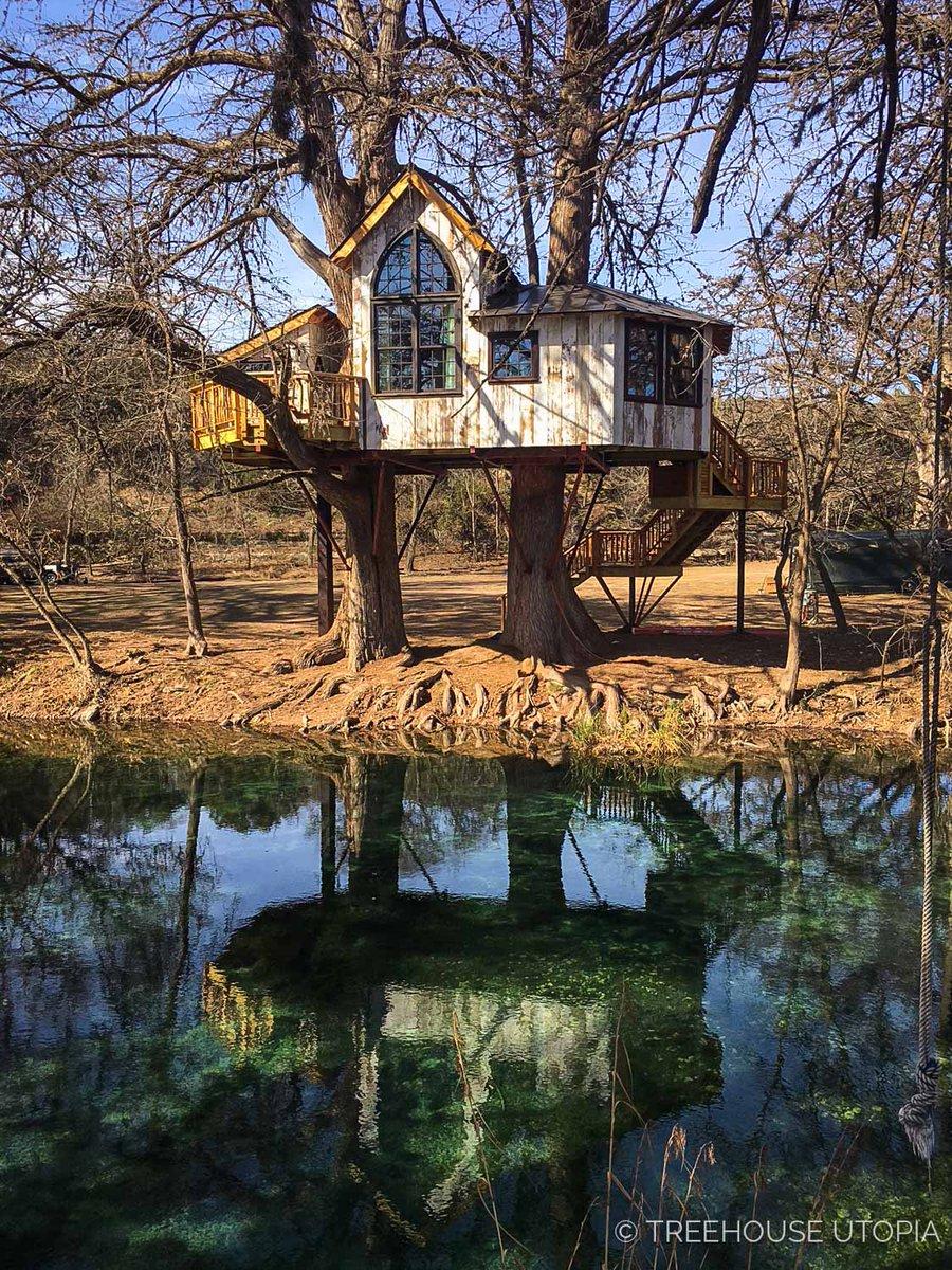 Pete Nelson On Twitter Walking Into Treehouse Utopia