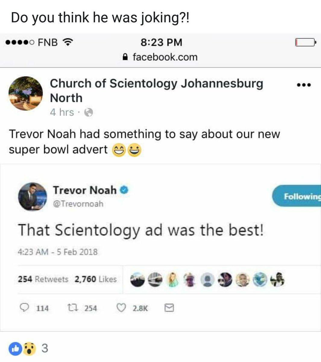 Trevor Noah on Twitter: