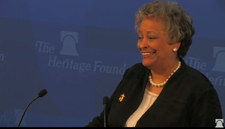 """""""There's no place we won't go because there's no one who won't be helped by free enterprise, limited government, individual freedom, traditional values, and a secure nation."""" @KayColesJames #ImagineAmerica"""