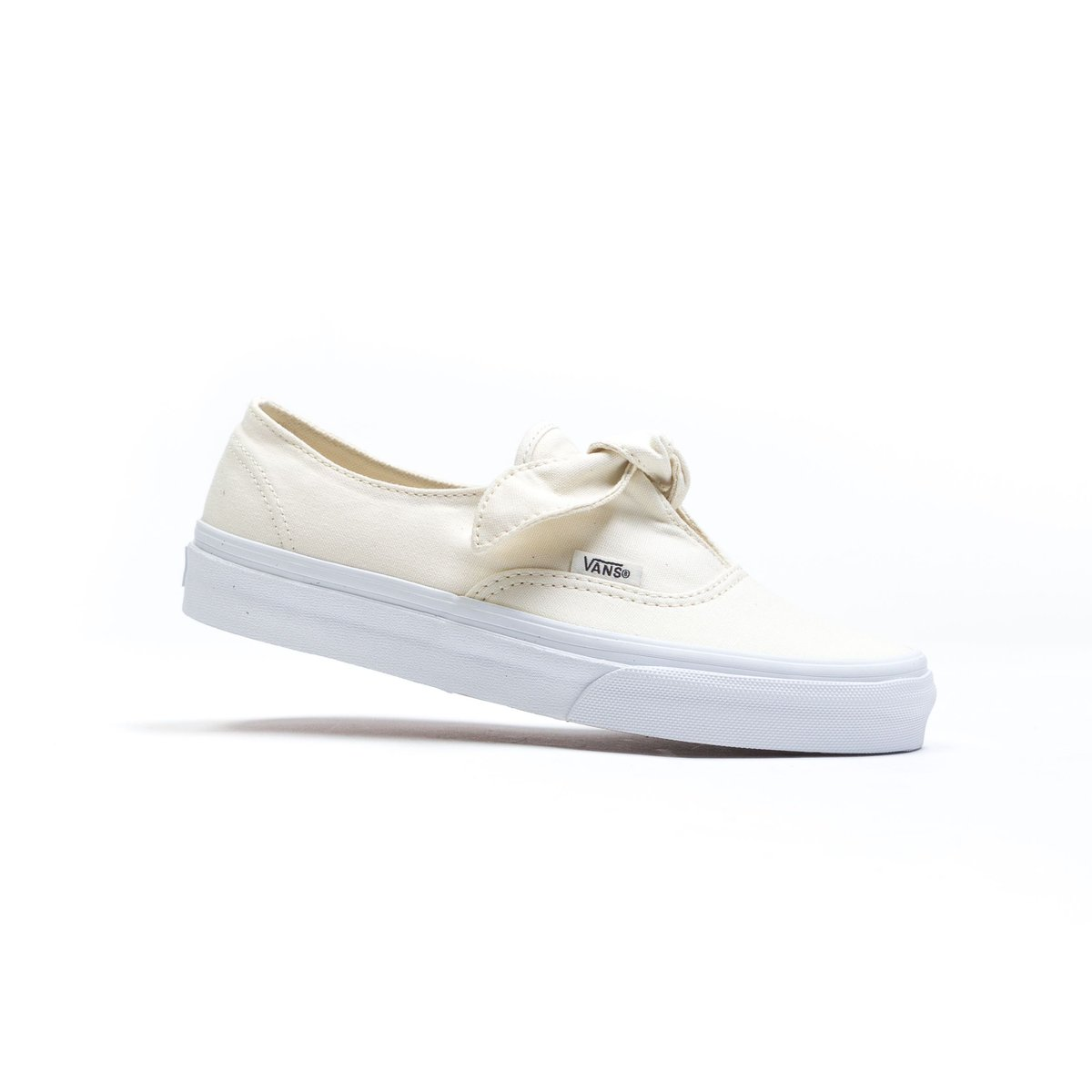 vans canvas authentic knotted