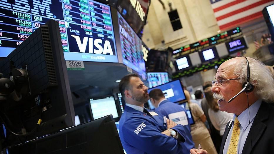 Principal indicador de NY, Dow Jones chegou a despencar 6% nesta segunda. #Estadão https://t.co/OmZWkPls8O