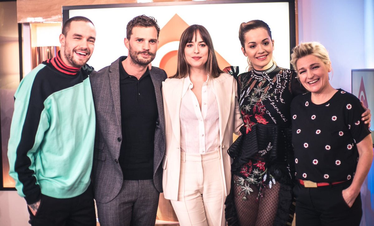 Thank you for a great evening @cavousf5!! #FiftyShadesFreed